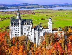 If you are planning a vacation soon, here you can discover an overview of some of the most amazing places to visit in Germany.