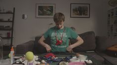 Humpty (2015) by Clare Sackler: http://shortfil.ms/film/humpty-2015 #shortfilm #comedy