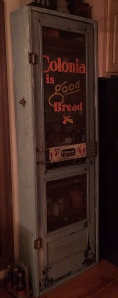 Primitive / old screen door / country kitchen Buddy...I thought of you!!