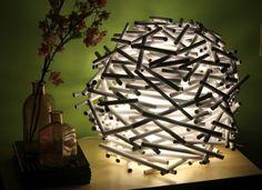 Cum să decorezi locuința folosind corpurile de iluminat decorative