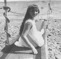 The famous Anastasia Livadia beach photo!