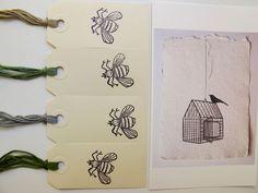 textile letters