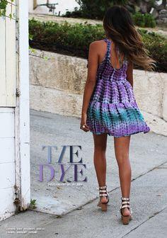 Tie Dye. Lightened by Nikki @Nine Scrap Scrap Zero One