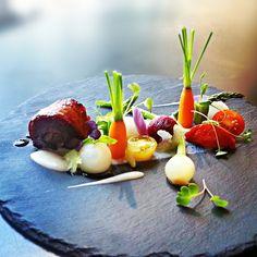 Агнец блюдо - ChefsTalk проекта
