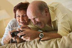 Los videojuegos mejoran la aptitud mental de ancianos