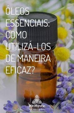 Óleos Essenciais | Como utilizá-los Reiki Room, Reiki Symbols, Perfume, Stones And Crystals, Wicca, Natural Health, Aromatherapy, Mascara, Fragrance