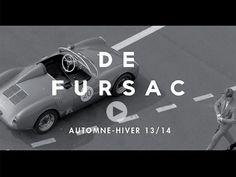 """""""Circuit"""" : Vidéo Automne Hiver De Fursac. Mannequin : Clément Chabernaud Direction artistique : Atelier Franck Durand"""