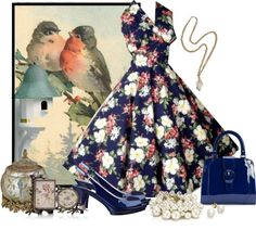 """""""Untitled #1137"""" by barbarapoole ❤ liked on Polyvore"""