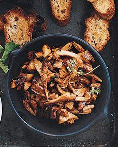 Chanterelle and Oyster Mushroom Basics