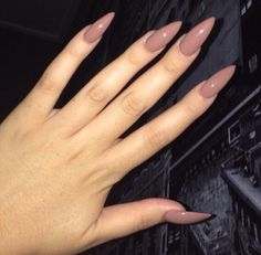 Love the colour but the fake nails are not appealing at all