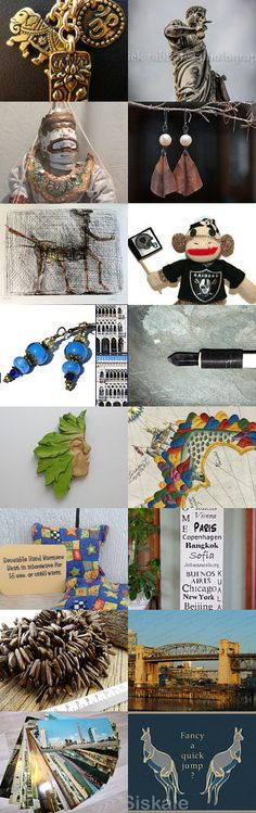 Treasuries of the world! by Roee on Etsy--Pinned+with+TreasuryPin.com