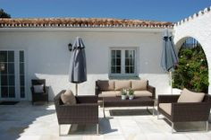150m2 luksusvilla til leje på Mijas Costa. #Mijas #Fuengirola #Andalusien #Feriebolig