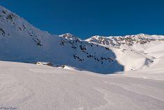 Alpen Lawine Schnee Schneebrett Skibergsteigen Tirol Winter Zillertal