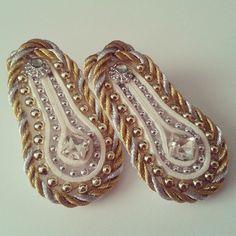 Zarcillos #Zarcillos #pendientes #earrings #brincos #orecchini #bisuteria #glam #hechoenvzla #handmade #hechoamano #madeinvenezuela #moda2013