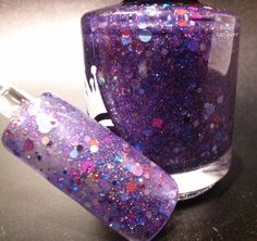 Love Is Indie Nail Polish by RoyalLacquer on Etsy