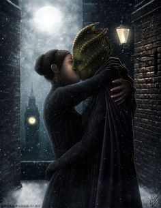 DW - 'The Most Elementary of Errors' by *Metal-Panda-Alex on deviantART | Jenny Flint & Madame Vastra #doctorwho