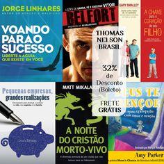 Negócios, Inspiração, Relacionamento, Infantil, Autoajuda - Thomas Nelson Brasil 32%