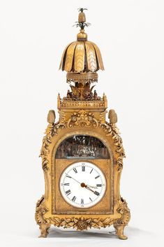 7492c0d85b5 Relógio de mesa · They Look Like the Emperors  Clocks. But Are They Real  -  The New