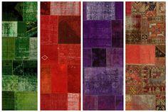 espectaculares alfombras!!!! #decoration #decoracion #alfombras #carpet