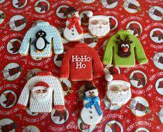 Christmas cookies - Cake by Carol