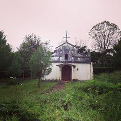 Iglesia antigua en San Cristóbal Totonicapán