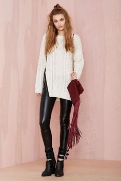Zip It Up Sweater   Shop Sweaters at Nasty Gal