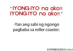 Pinoy Jokes Hub: Pinoy jokes 7, 2016 Pinoy Jokes Tagalog, Hugot Quotes Tagalog, Memes Pinoy, Bisaya Quotes, Tagalog Quotes Hugot Funny, Pinoy Quotes, Tagalog Love Quotes, Sarcasm Quotes, Qoutes