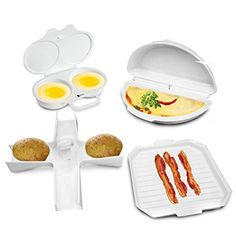 4 Pcs Microwave Cookware Set - Bacon Cooker Rack, Omelett... http://www.amazon.com/dp/B011ADH34Q/ref=cm_sw_r_pi_dp_FuGoxb0CD6A8B