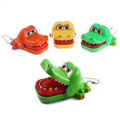 Crocodile Keychain Mouth Dentist Bite Game Toys Funny Cartoon Animal Toy Crocodile Dentist Bite With Keychain Mouth #>=#>=#>=#>=#> Click on the pin to check out discount price, color, size, shipping, etc. Save and like it!