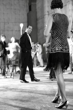 """The Artist"", Bérénice Béjo & Jean Dujardin The Artist Movie, Artist Film, Jean Dujardin, All Movies, Great Movies, Roaring Twenties, The Twenties, 60 Fashion, Vintage Fashion"