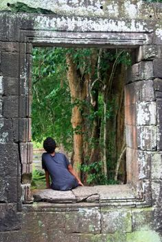The Best Travel Photos of 2011 - Siem Reap, Cambodia. Photo by kostlin.