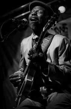 "Walter ""Wolfman"" Washington (born December 21, 1943) is a blues singer and guitarist, based in New Orleans, Louisiana, United States. While his roots are in blues music, he blends in the essence of funk and R to create his own unique sound."