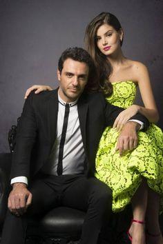 Camila Queiroz - Atriz - actriz - modelo - fashion model - Brasil - brasileira - brasileño - Brazil - Brazilian - telenovela - novela - tv - verdades secretas - secret truths - Angel - cabelo - hair - pelo - bonito - beautiful - hermosa - longo - comprido - long - largo - inspiration - inspiração - inspiración - estilo - style - look - elegant - elegante - chic - dress - vestido - green - verde - Mabel Magalhães - actor - ator - Rodrigo Lombardi - Alex