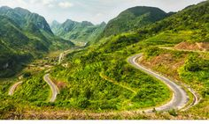 Vietnam.  So much landscape, so much fascinating history, and the best food in the world after Korea.