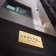 Sign Board Design, Open Signs, Bar Interior, Wayfinding Signage, Serviced Apartments, Facade, Signages, Branding, Names