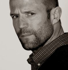 Jason Statham – Stop staring at me, J...take a picture it will last longer!