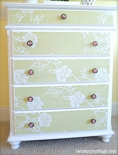 Wallpaper Dresser | Wallpaper Dresser Tutorial Complete With Don'ts