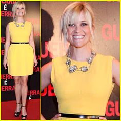 reese witherspoon YELLOW - Google Search