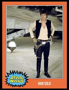 Star Wars Han Solo, Handsome Actors, Starwars, Cards, Fictional Characters, Image, Star Wars, Map, Fantasy Characters