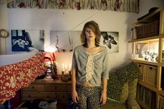 Rania Matar, A Girl and Her Room: Portraits of Teenage Girls' Inner Worlds Through Their Bedroom Interiors - Geneva, Brookline, MA 2011