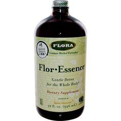 Flora, Flor • Essence, 32 fl oz (946 ml)use http://www.iherb.com/?rcode=LUH856