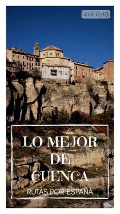 Lo mejor de Cuenca, qué visitar, qué comer y precios. #Cuenca #viajes #caracolviajero Information About Spain, Cuenca Spain, Spain Travel, Travel Tips, Places To Go, Europe, Adventure, Traveling, Walking