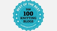 The Best Knitting Bloggers to Follow In 2018 | A Huge List of fantastic knitting blogs | Passionate Knitting Bloggers | Knit Like Granny