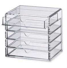 acrylic display case /  drawers for figurines / warhammer