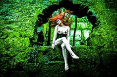 Photographer/Stylist: Ian Mc Donnell – Lu Cifer Photography Makeup/Model: Suzanne Moran