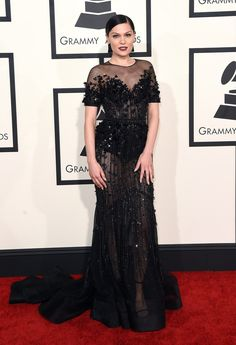 Jessie J | All The Looks From The 2015 Grammy Awards