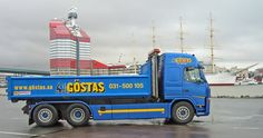 Göstas trucks provides wheels on rent and makes sure you get the best help and service. One can rent the machine with driver for short as well as for long period of time and get insured within reasonable amount.