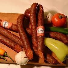 Kolbászkrém recept Hungarian Recipes, Hungarian Food, How To Make Sausage, Hamburger, Sandwiches, Food And Drink, Favorite Recipes, Restaurant, Homemade