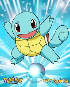 Squirtle used to be the leader of a gang known as the Squirtle Squad, a group of rogue Squirtle who were deserted by their Trainers. Description from thefemalecelebrity.info. I searched for this on bing.com/images