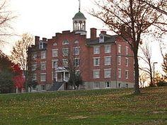Gettysburg Seminary / Lutheran Theological Seminary at Gettysburg (PA)